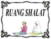 RUANG SHALAT